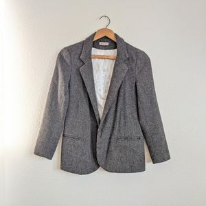 Urban Outfitters Silence and Noise Gray Blazer